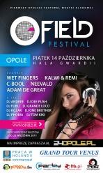 O'field Festival niebawem w Opolu