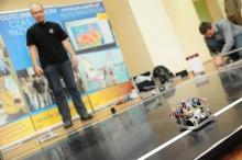 Sukcesy opolskich robotów i ich konstruktorów