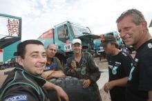 Rodewald jest pierwszym Polakiem, który zwyciężył w Rajdzie Dakar.