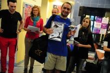 W klasyfikacji mężczyzn zwyciężył Szymon Brózda, student dziennikarstwa.
