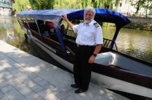 Łódką po Młynówce i Odrze - nowa atrakcja w Opolu