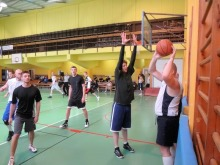 Opolska Liga Koszykówki Amatorów wystartowała