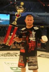 Damian Grabowski będzie walczył w Londynie