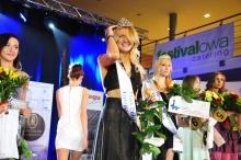 Monika Demkowicz wygrała konkurs Miss Polski Opolszczyzny 2013