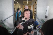 Róża Malik, wójt Prószkowa została wybrana szefową komisji rewizyjnej stowarzyszenia.<i>(Fot: Dżacheć)</i>