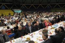 21. Wigilia dla Bezdomnych i Samotnych w Opolu zgromadziła około 1600 osób.