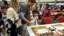 Oskar Ogłaza szachowym wicemistrzem świata juniorów