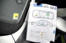 Tak wygląda karta ratownicza VW Jetty.