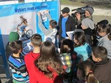 Opolscy uczniowie zachęcają do dbania o czyste powietrze