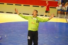 Vladimir Bozić uradował kibiców świetną postawą w kolejnym meczu.