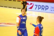 Formą w starciu z Chrobrym błysnął także Nenad Zeljic.<i>(Fot: Błyszczu)</i>