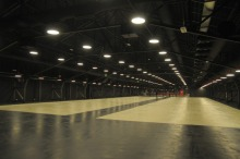 Ozdobą obiektu jest poziom 3 i mieszcząca się na nim sala eventowa.