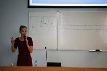 Edyta i Cezary Pazurowie zdradzali studentom pomysły na biznes