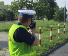 Motocyklista pędził 165 km/h Aleją Witosa w Opolu
