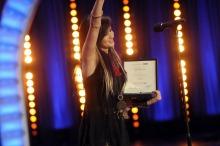 Internauci portalu Onet zdecydowali, że ich nagroda trafi w ręce Eweliny Lisowskiej.