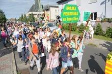 Opolscy pielgrzymi wyruszyli na Jasną Górę