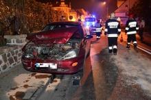 Wypadek w Niemodlinie, ranny 27-latek
