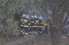 Podtrucie czadem przy ul.Niemodlińskiej w Opolu. 6 osób trafiło do szpitala.