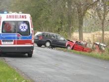 Tragiczny wypadek w Magnuszowicach, zginęła 82-letnia kobieta