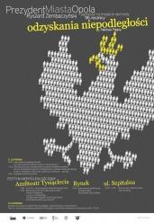 Opole będzie świętować odzyskanie niepodległości
