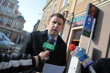 Wiśniewski proponuje stworzenie mapy bezpieczeństwa Opola