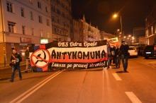 Antykomunistyczny marsz przeszedł ulicami Opola