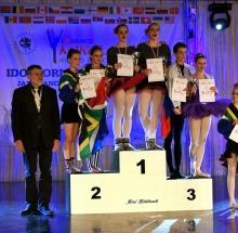 Opolskie tancerki przywiozły medale z Mistrzostw Świata