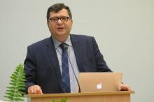 Zbigniew Stonoga w Opolu o policji, syjonistach i dekomunizacji