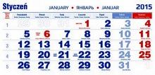 Długie weekendy w 2015 roku. Jak zaplanować urlop?
