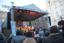 Ruszyły licytacje i koncerty WOŚP na Rynku