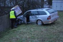 Pijany kierowca spowodował kolizję na Zaodrzu