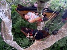Opolscy podróżnicy w koronach drzew boliwijskiej dżungli