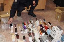 Celnicy zarekwirowali podróbki kosmetyków
