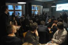 StartUp Mixer zainteresował młodych ludzi