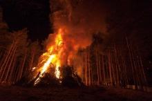 Palenie Judasza - wciąż żywa tradycja w Krośnicy