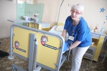 WOŚP przekazał dary opolskiemu szpitalowi