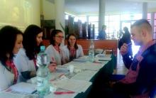 Studenci zachęcają do rejestracji potencjalnych dawców szpiku