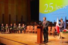 Opole uczciło 25 lat samorządności uroczystą sesją rady miasta
