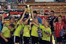 Uczniowie z Kolonowskiego najlepsi w Gwardii Mini Handball Liga