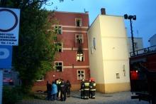 Mieszkanka Namysłowa odpowiada za spowodowanie tragicznego pożaru