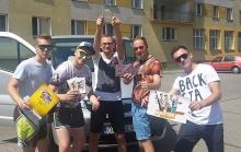 Zespół Marsel najlepszym debiutantem Disco Hit Festiwal!