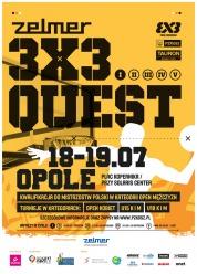 W weekend w Opolu turniej Mistrzostw Polski w koszykówce 3x3!