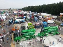 Master Truck 2015. Trwa święto motoryzacji w Polskiej Nowej Wsi!