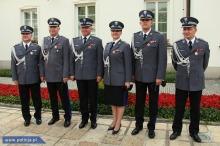 Irena Doroszkiewicz pierwszą kobietą generałem w historii policji