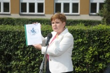 Beata Szydło w Opolu: Jesteśmy w miejscu, gdzie Polska się zwija