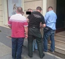 54-latek zatrzymany za napad na salon gier w Opolu
