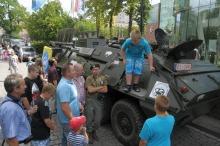 W sobotę żołnierski piknik z okazji święta Wojska Polskiego