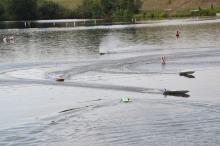 W Kędzierzynie-Koźlu trwają Mistrzostwa Świata Modeli Pływających