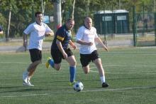 Trwa piłkarski turniej na pożegnanie lata