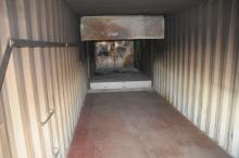 Kontrolowany pożar wywołuje się w specjalnej komorze rozgorzeniowej.
